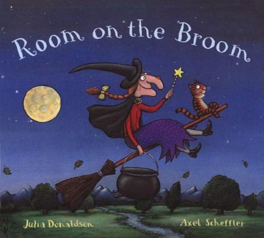 Room on the Broom, Hardcover
