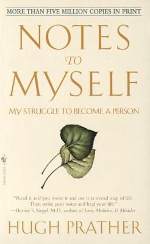Notes to Myself: My Struggle to Become a Person, Paperback