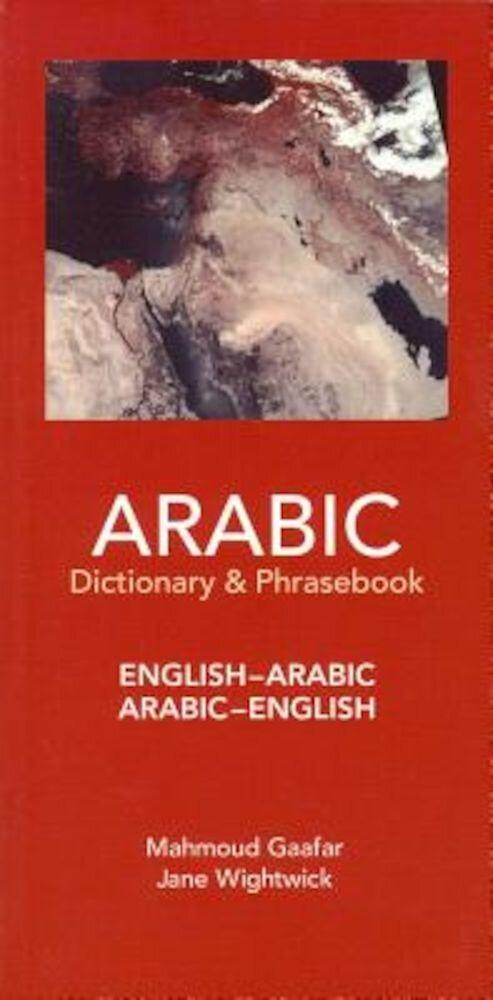 Arabic-English/English-Arabic Dictionary & Phrasebook .., Paperback