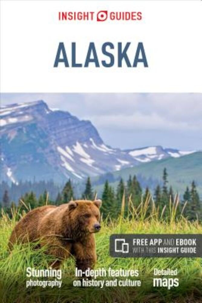 Insight Guides Alaska, Paperback