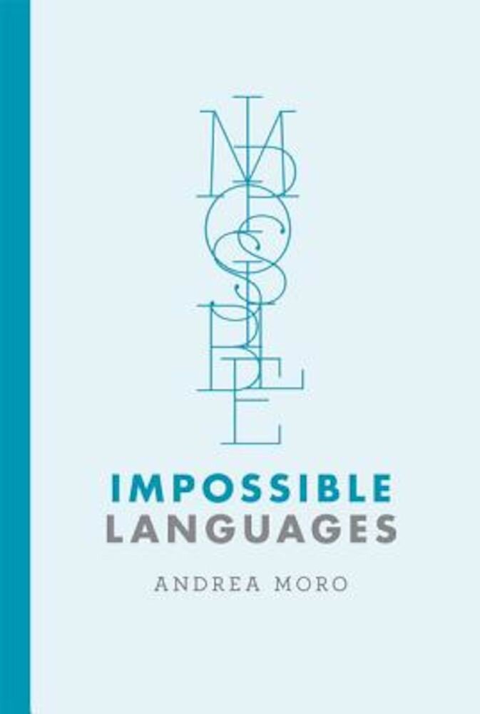Impossible Languages, Hardcover