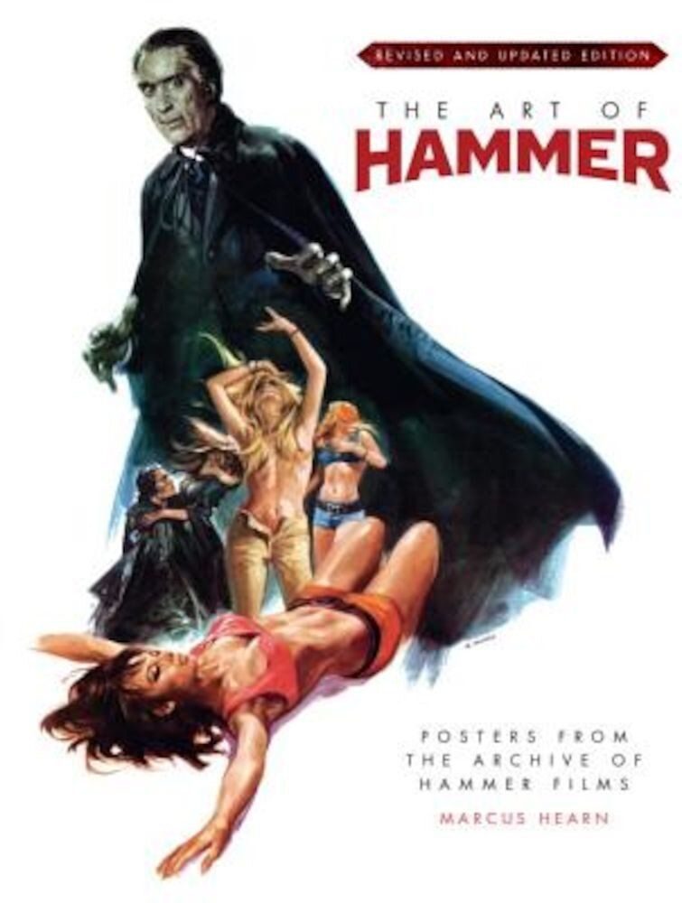 The Art of Hammer: Posters from the Archive of Hammer Films, Hardcover
