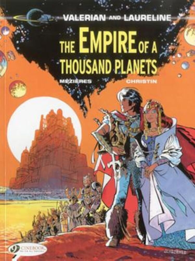The Empire of a Thousand Planets, Paperback