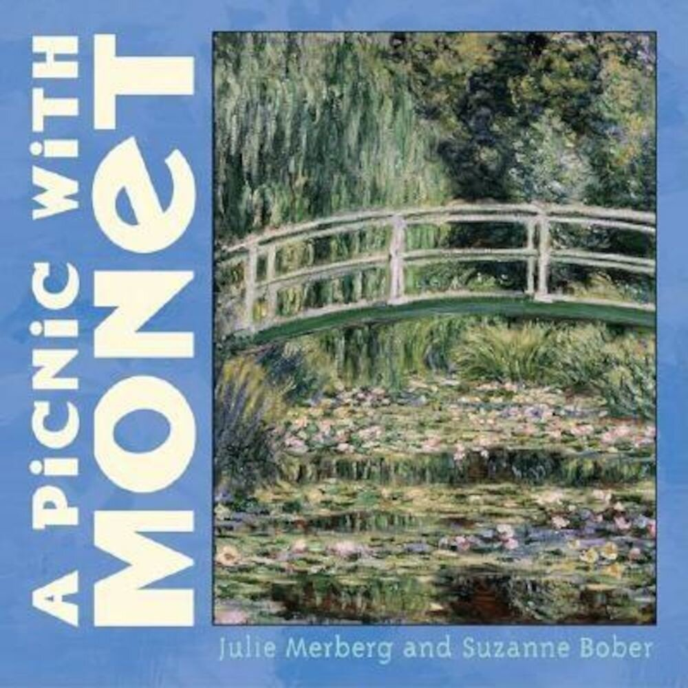 A Picnic with Monet, Hardcover