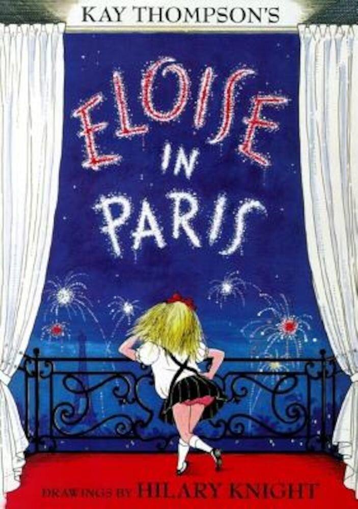 Eloise in Paris, Hardcover