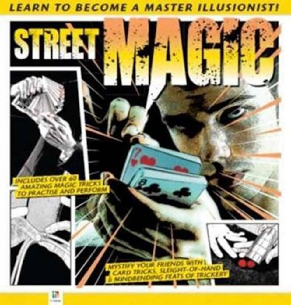 Coperta Carte Street Magic