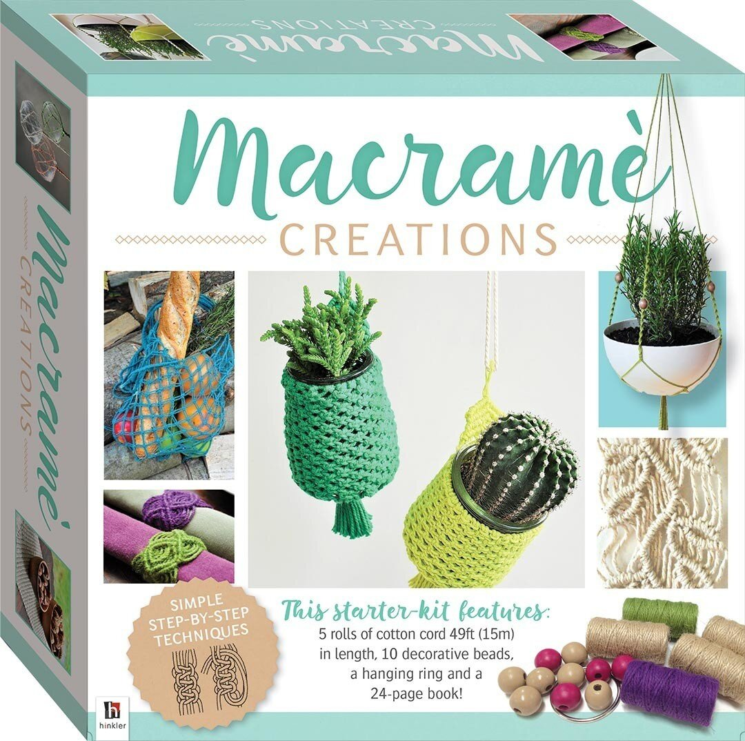 Macrame Creations (Tuck Box)