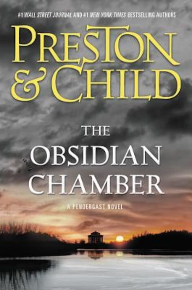 The Obsidian Chamber, Hardcover