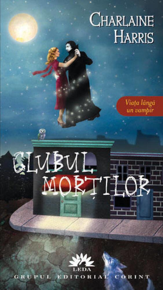 Coperta Carte Clubul mortilor, Vampirii Sudului, Vol. 3