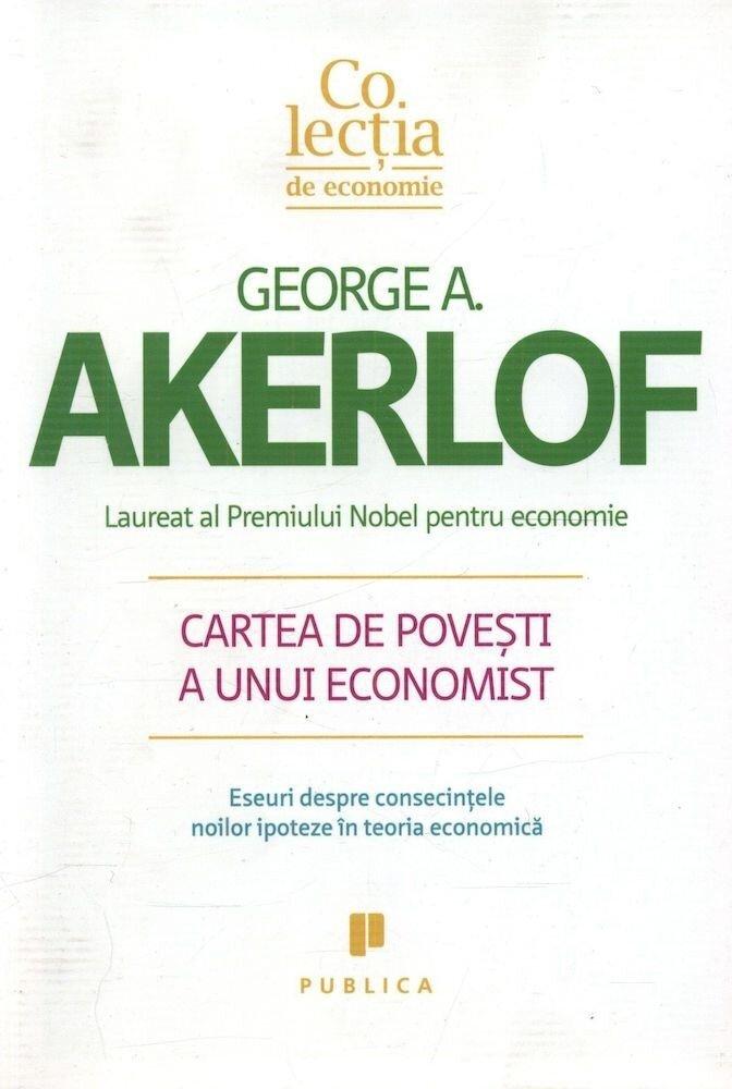 Coperta Carte Cartea de povesti a unui economist