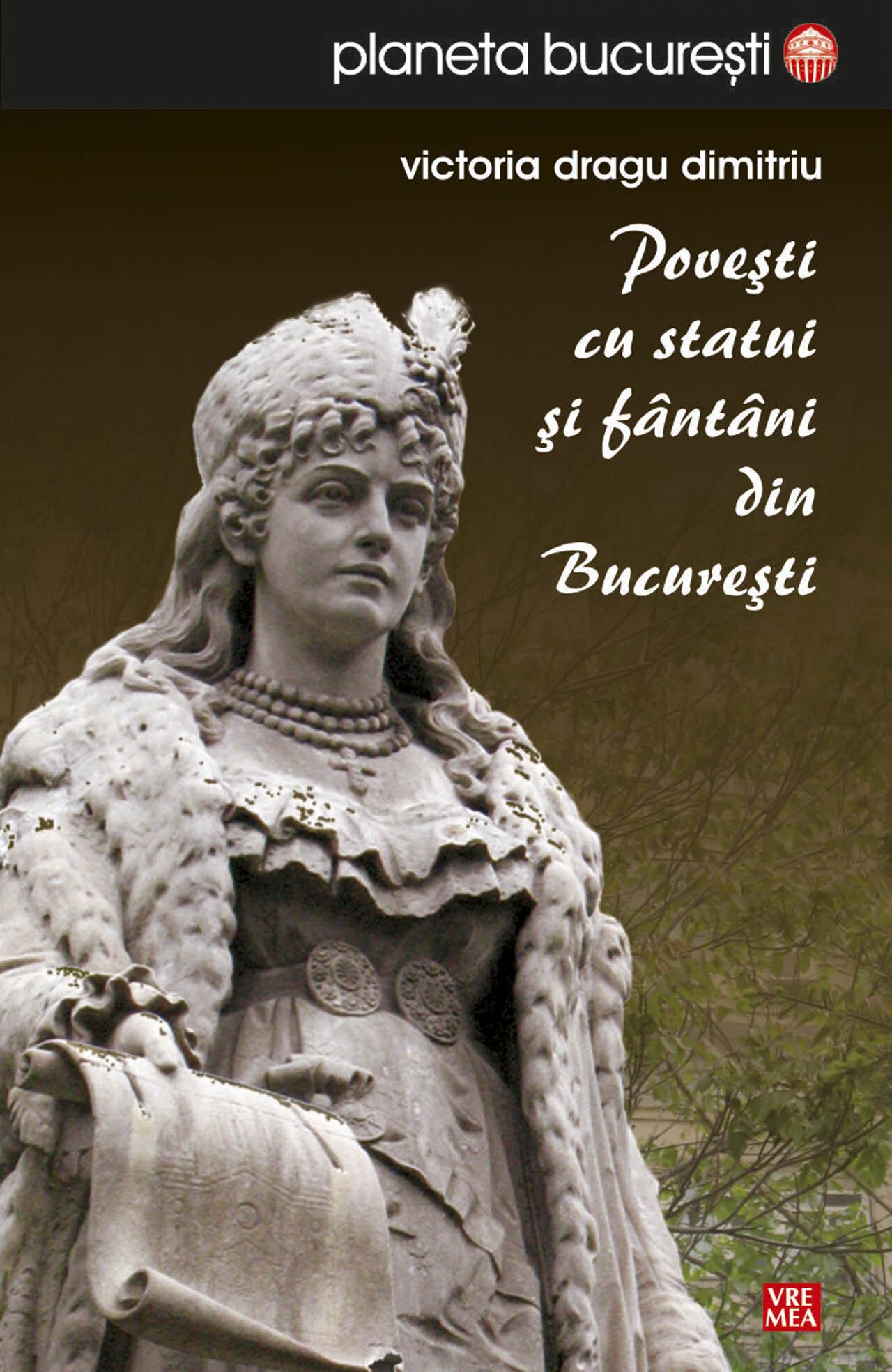 Povesti cu statui si fantani din Bucuresti (eBook)