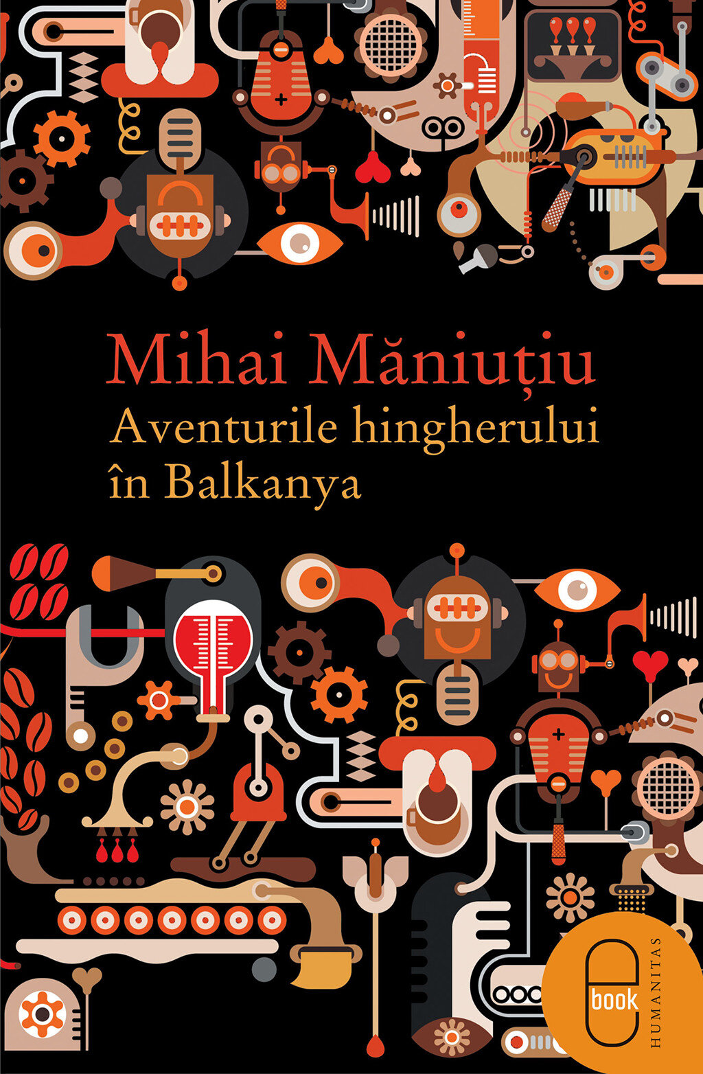 Aventurile Hingerului in Balkanya PDF (Download eBook)