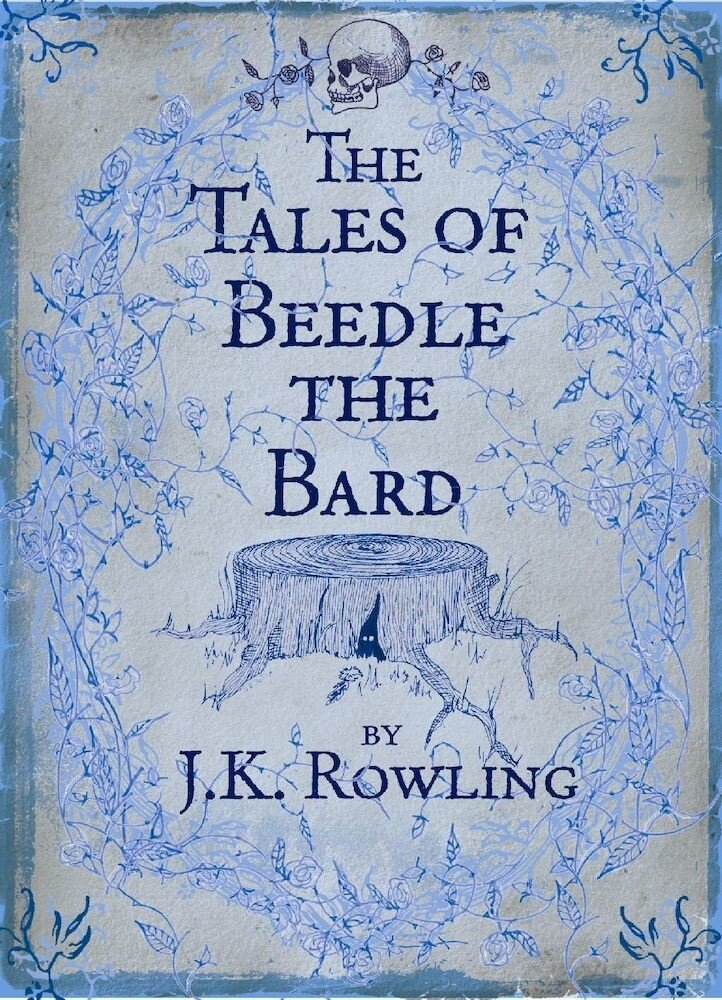 Coperta Carte The Tales of Beedle the Bard