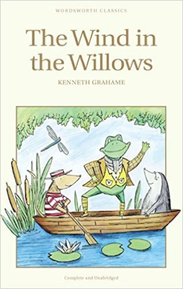 Coperta Carte The Wind in the Willows