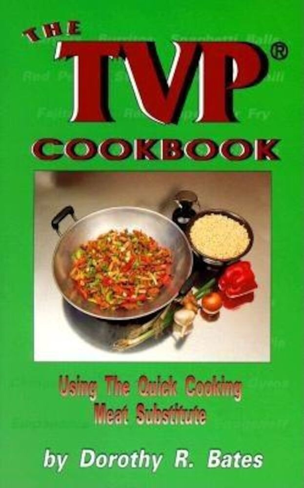 Tvp Cookbook, Paperback