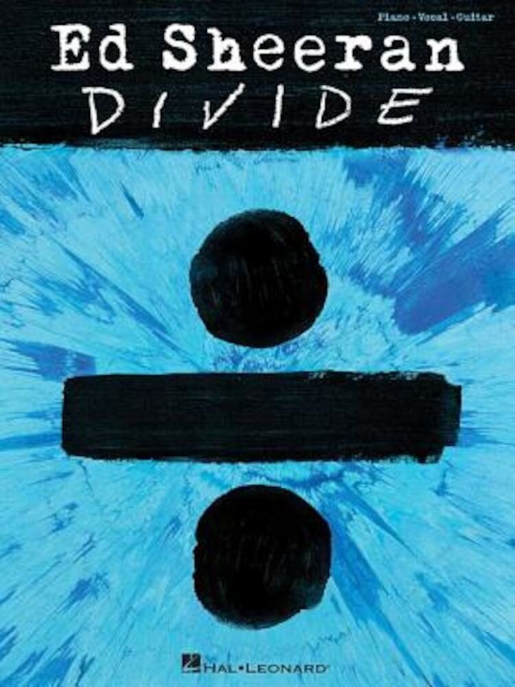Ed Sheeran - Divide, Paperback