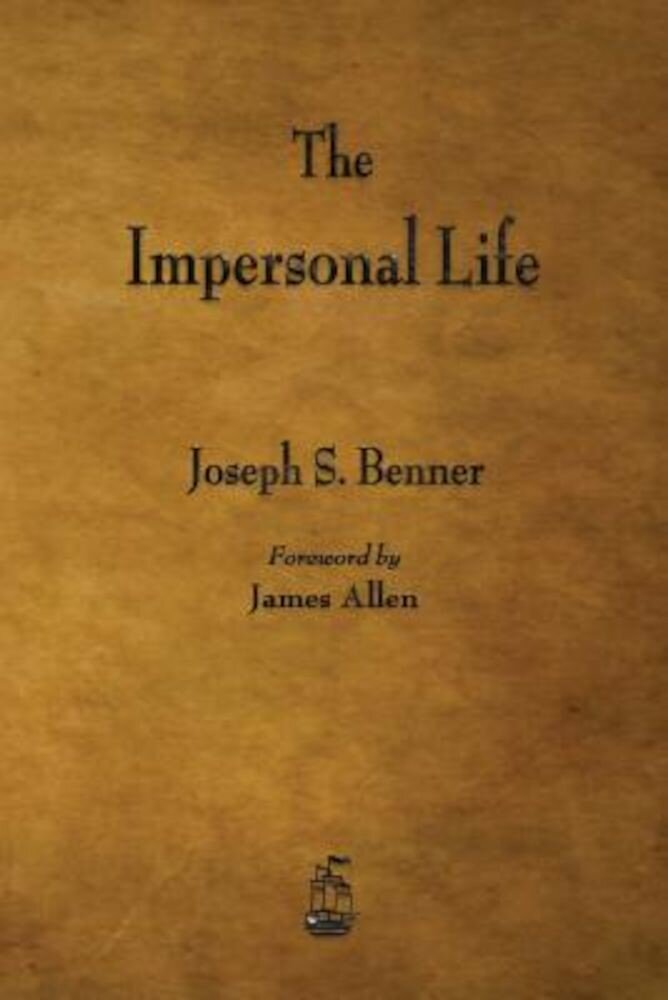 The Impersonal Life, Paperback