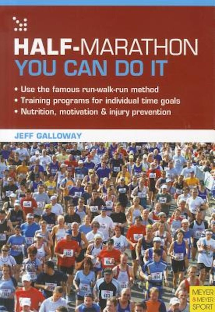 Half-Marathon: You Can Do It, Paperback