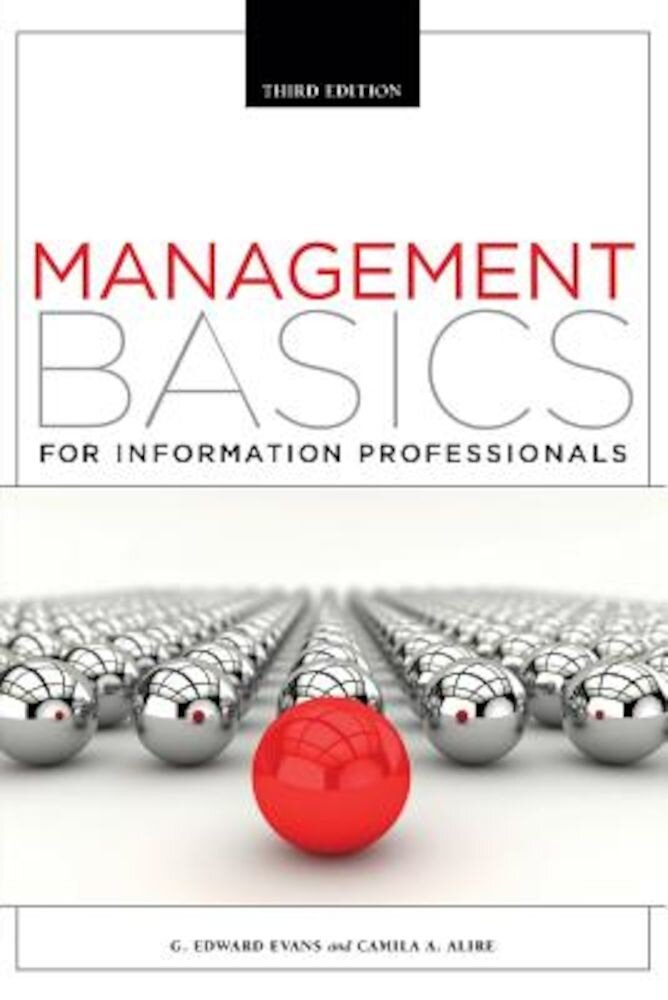 Management Basics for Information Professionals, Paperback