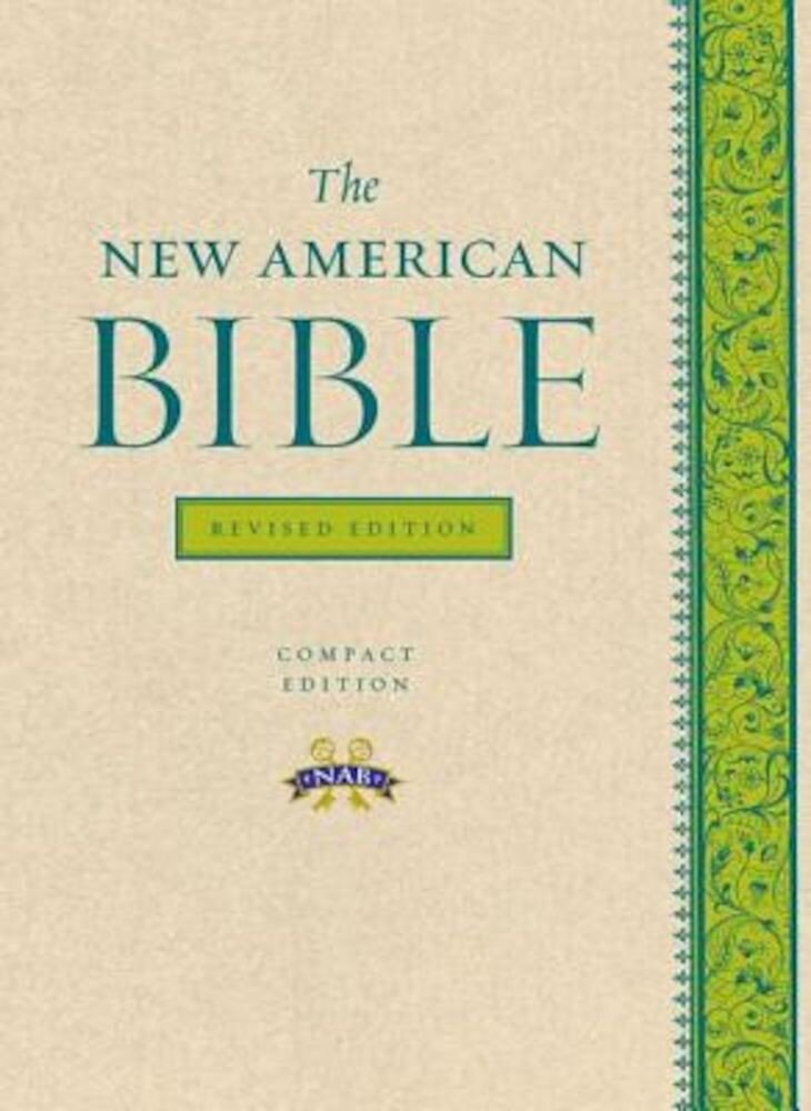 New American Bible-NABRE, Paperback
