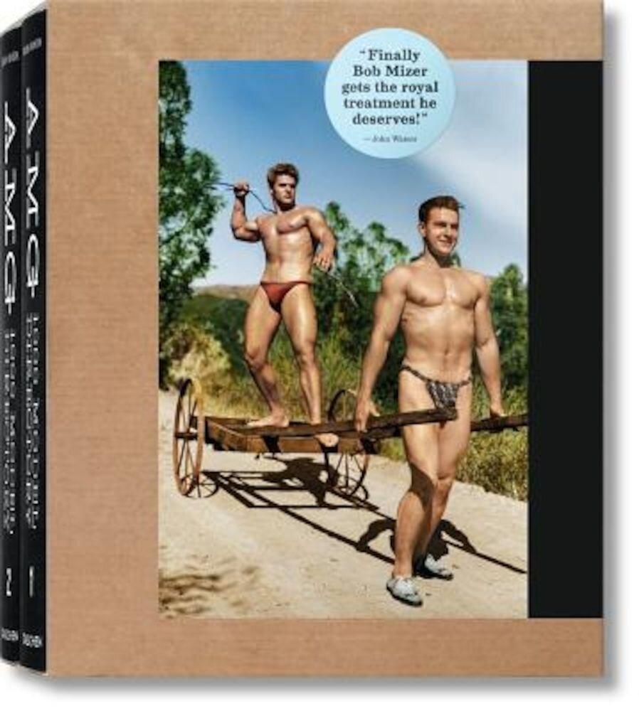 Bob Mizer: Amg, 1000 Model Directory, Hardcover