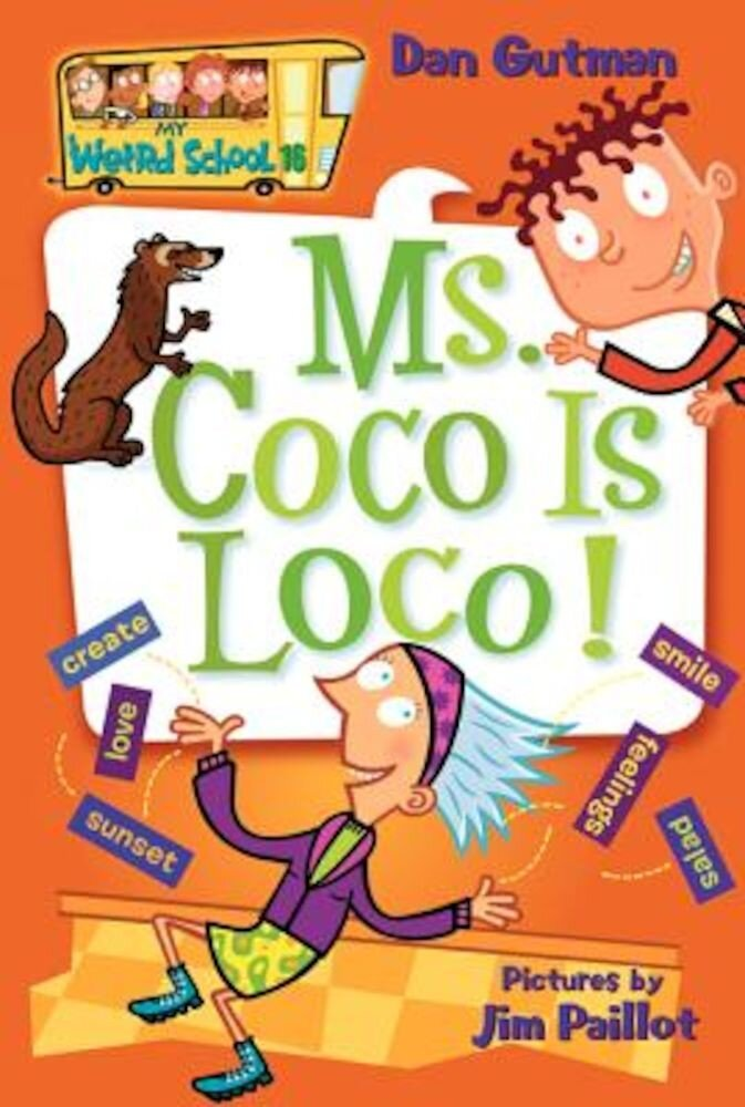 Ms. Coco Is Loco!, Paperback