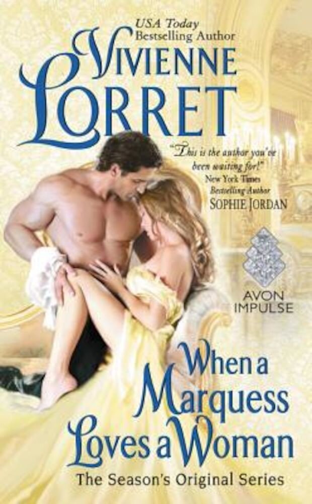 When a Marquess Loves a Woman, Paperback
