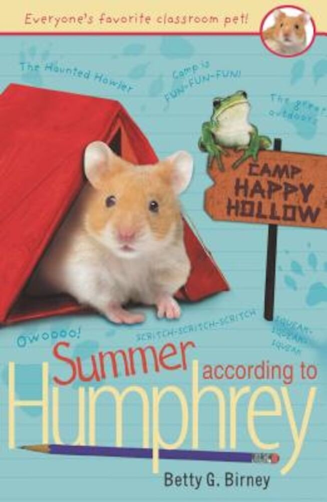 Summer According to Humphrey, Paperback
