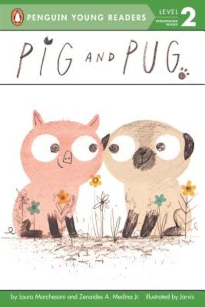 Pig and Pug, Paperback