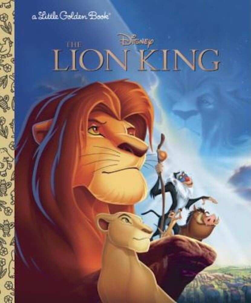 The Lion King (Disney the Lion King), Hardcover