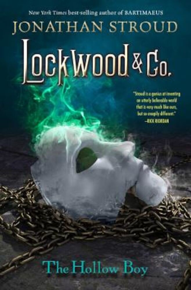 Lockwood & Co. Book Three the Hollow Boy, Hardcover