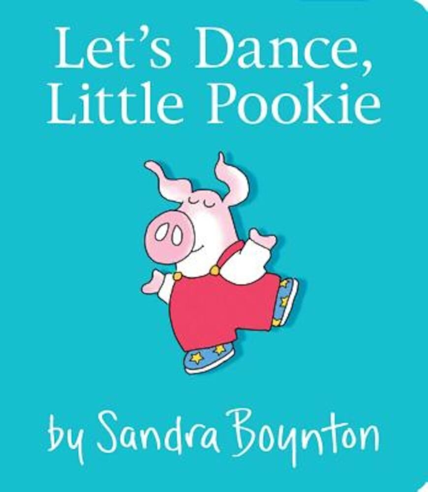 Let's Dance, Little Pookie, Hardcover