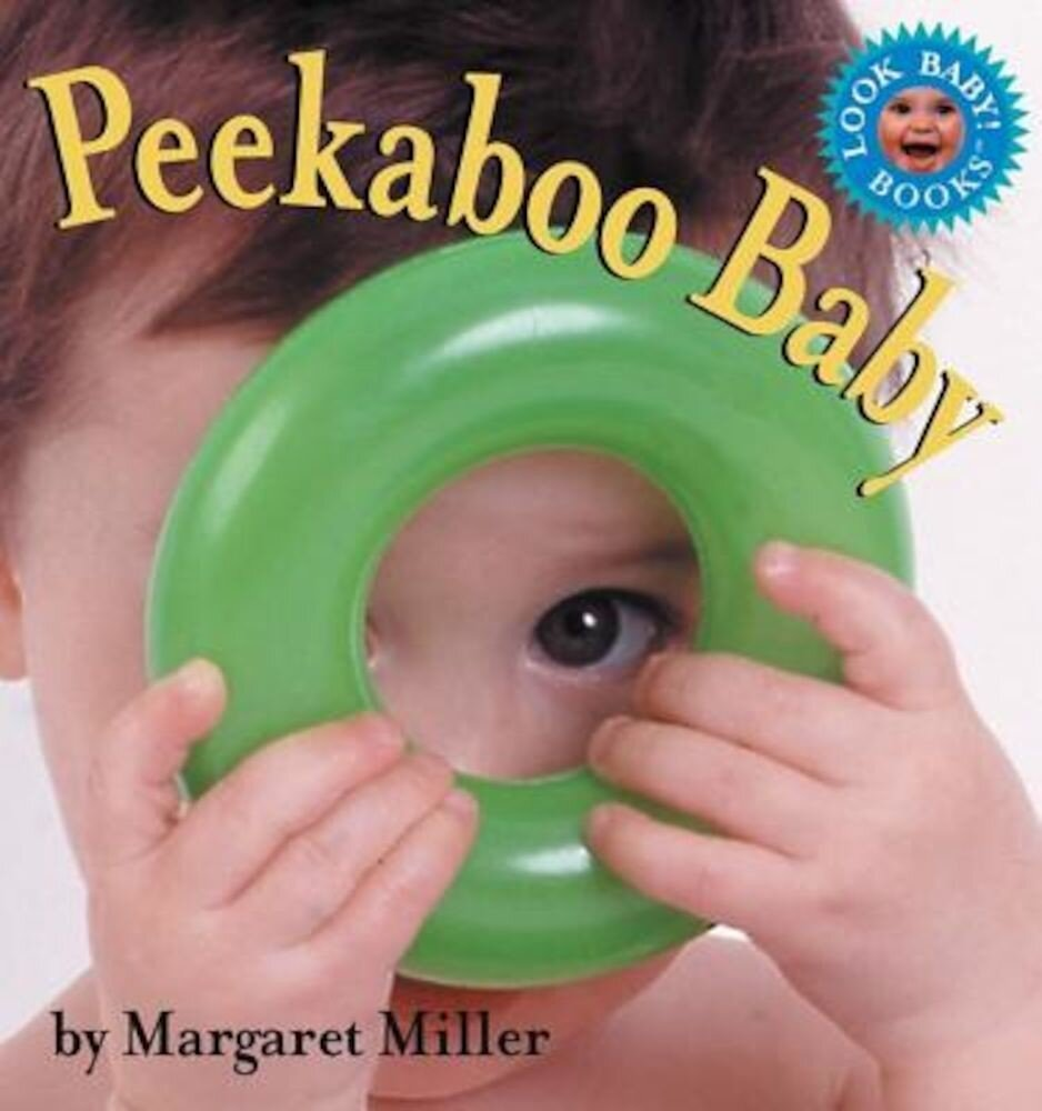 Peekaboo Baby, Hardcover