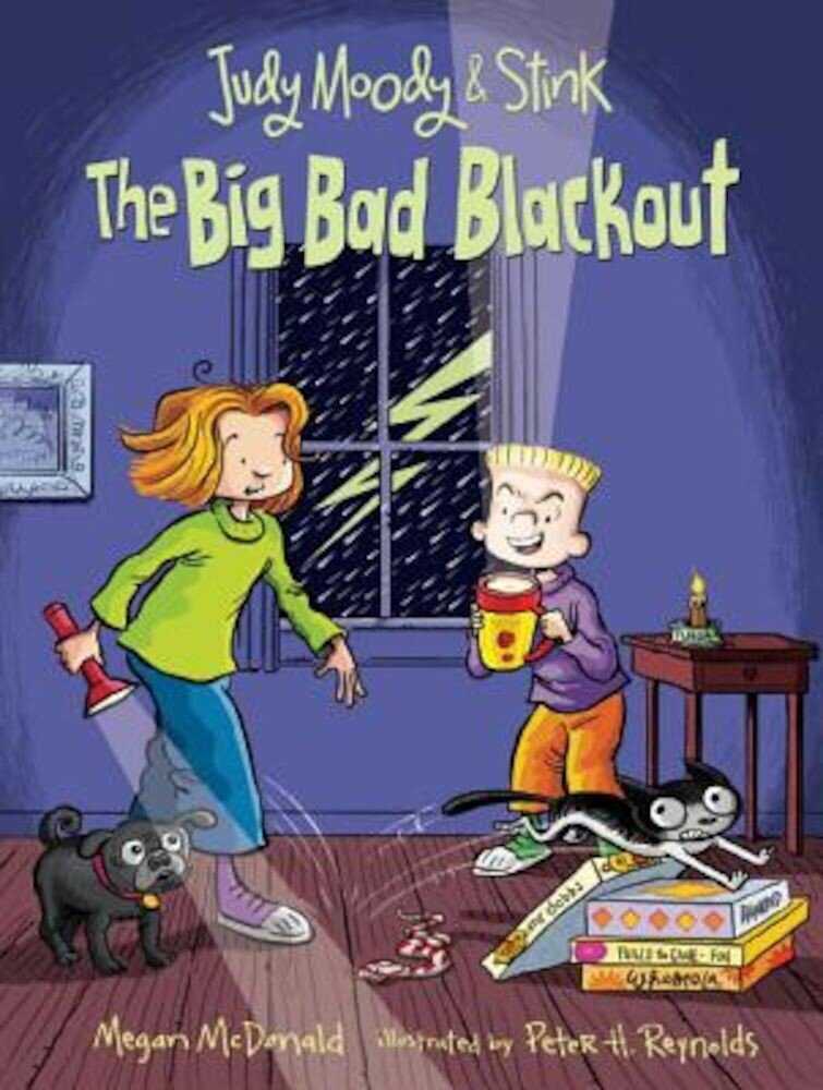 Judy Moody and Stink: The Big Bad Blackout, Hardcover