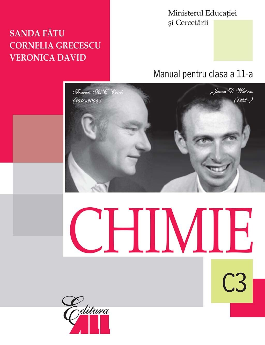 Chimie C3. Manual pentru clasa a 11-a PDF (Download eBook)