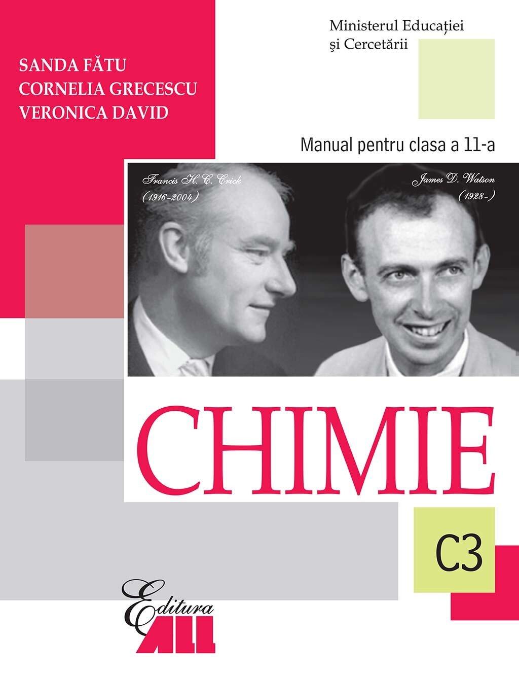 Chimie C3. Manual pentru clasa a 11-a (eBook)
