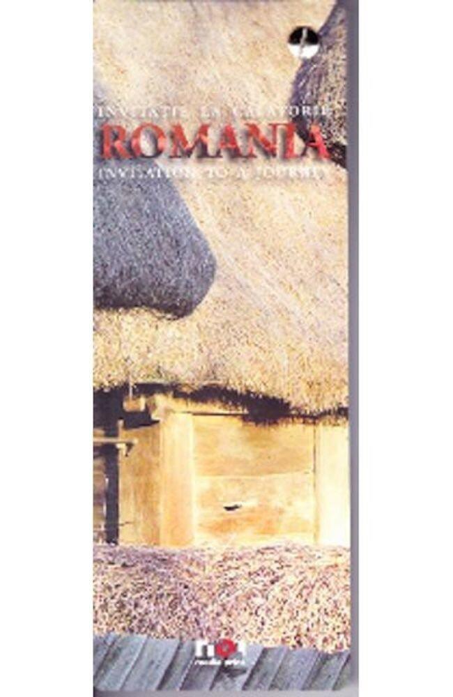 Album Romania invitatie la calatorie