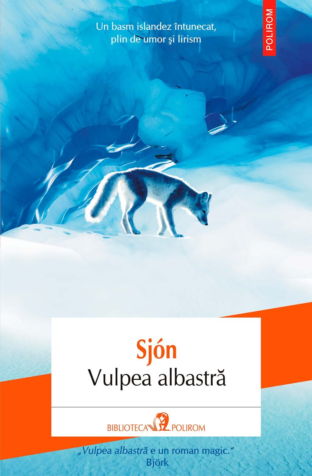 Vulpea albastra (eBook)