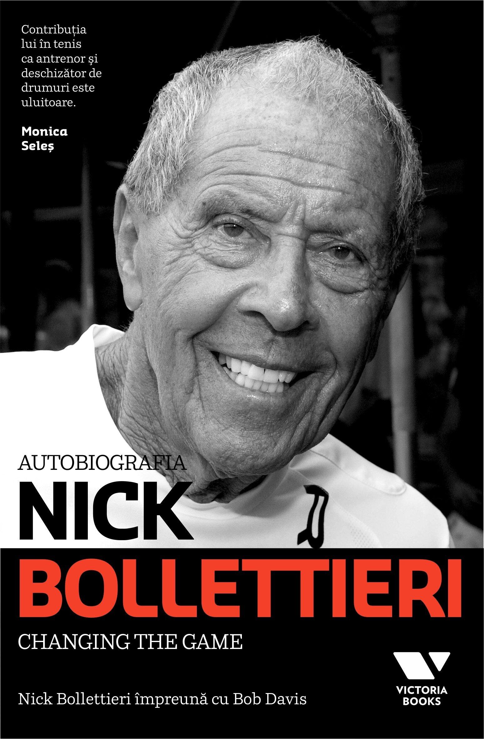 Autobiografia Nick Bollettieri. Changing the game