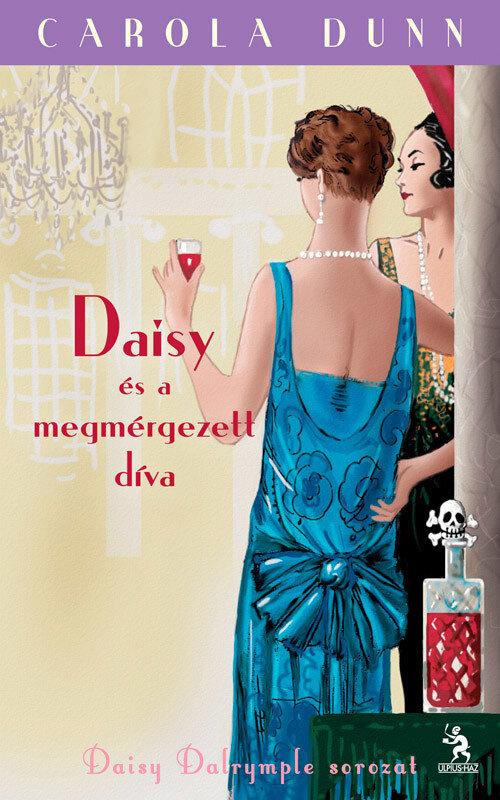 Daisy es a megmergezett diva (eBook)