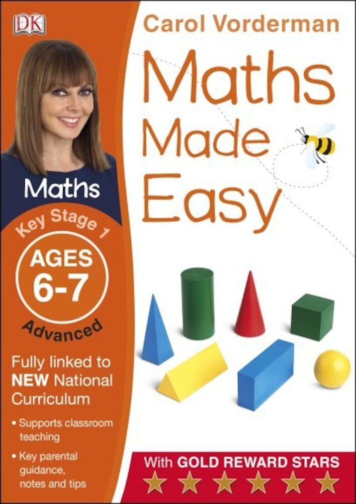Maths Made Easy, Ages 6-7 Key Stage 1 Advanced