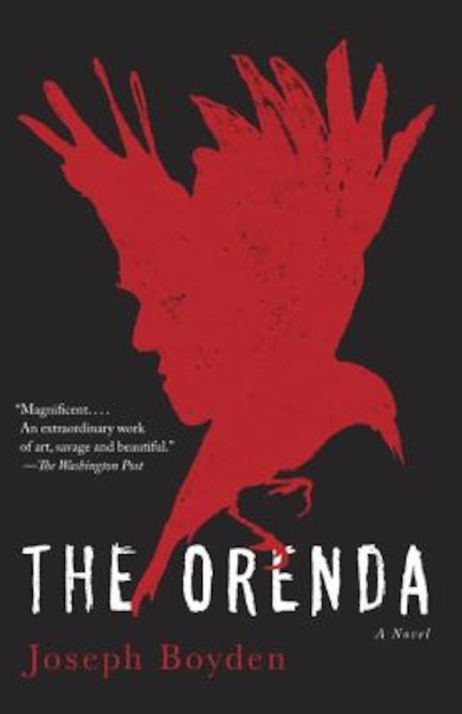 The Orenda, Paperback