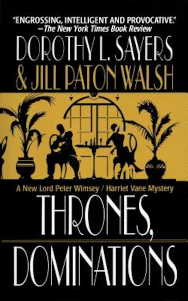 Thrones, Dominations, Paperback