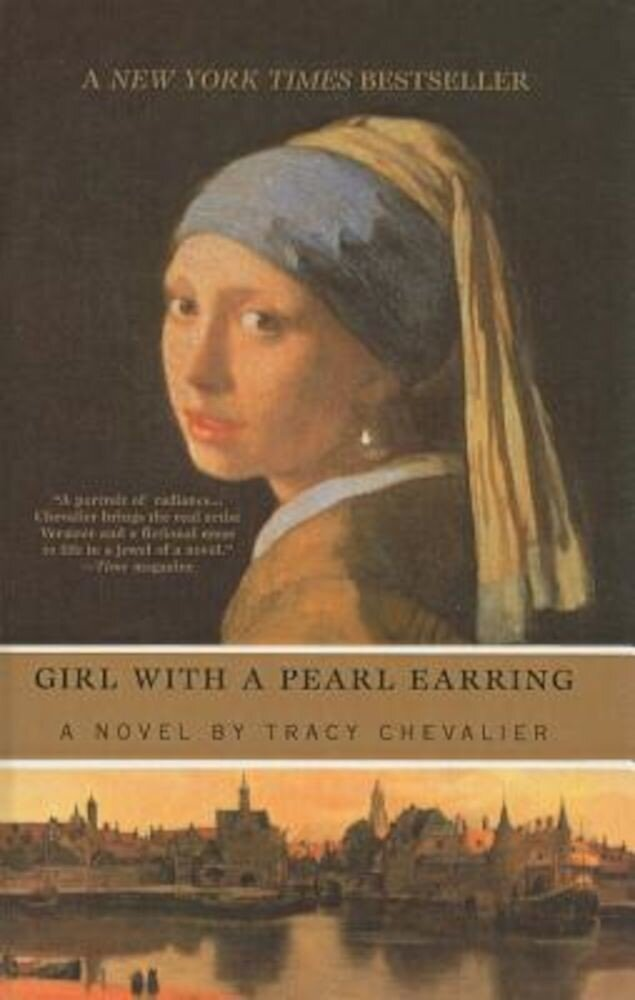 Girl with a Pearl Earring, Hardcover