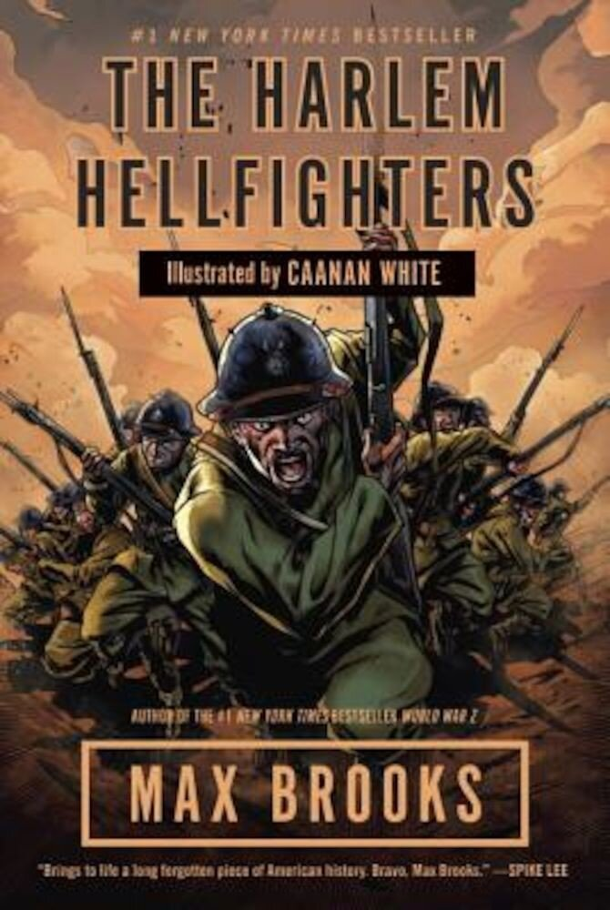 The Harlem Hellfighters, Paperback
