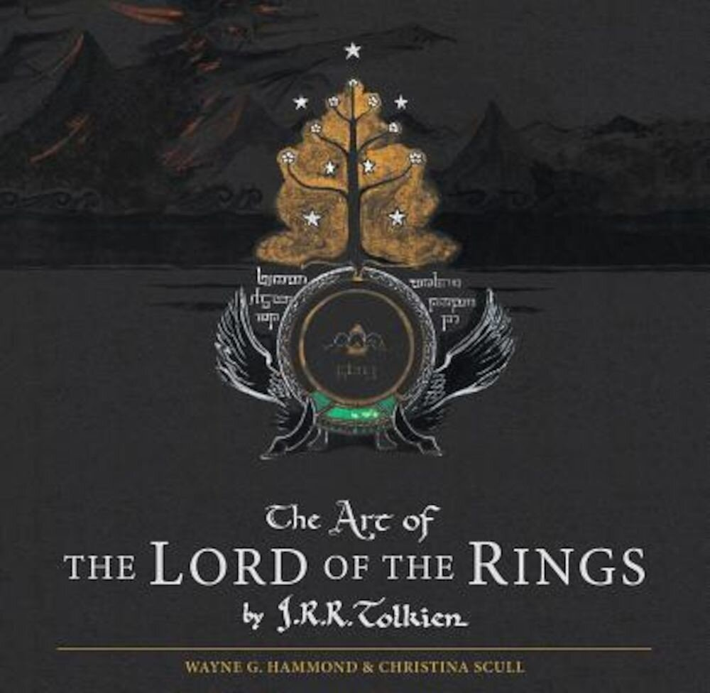 The Art of the Lord of the Rings by J.R.R. Tolkien, Hardcover