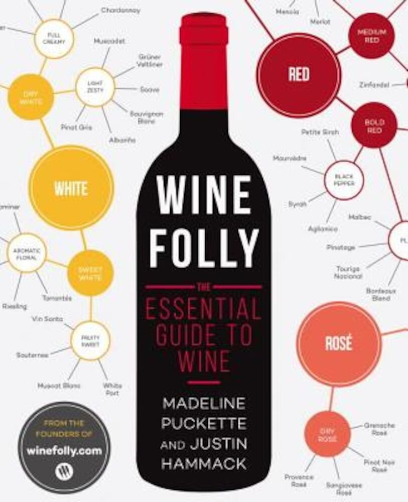 Wine Folly: The Essential Guide to Wine, Paperback