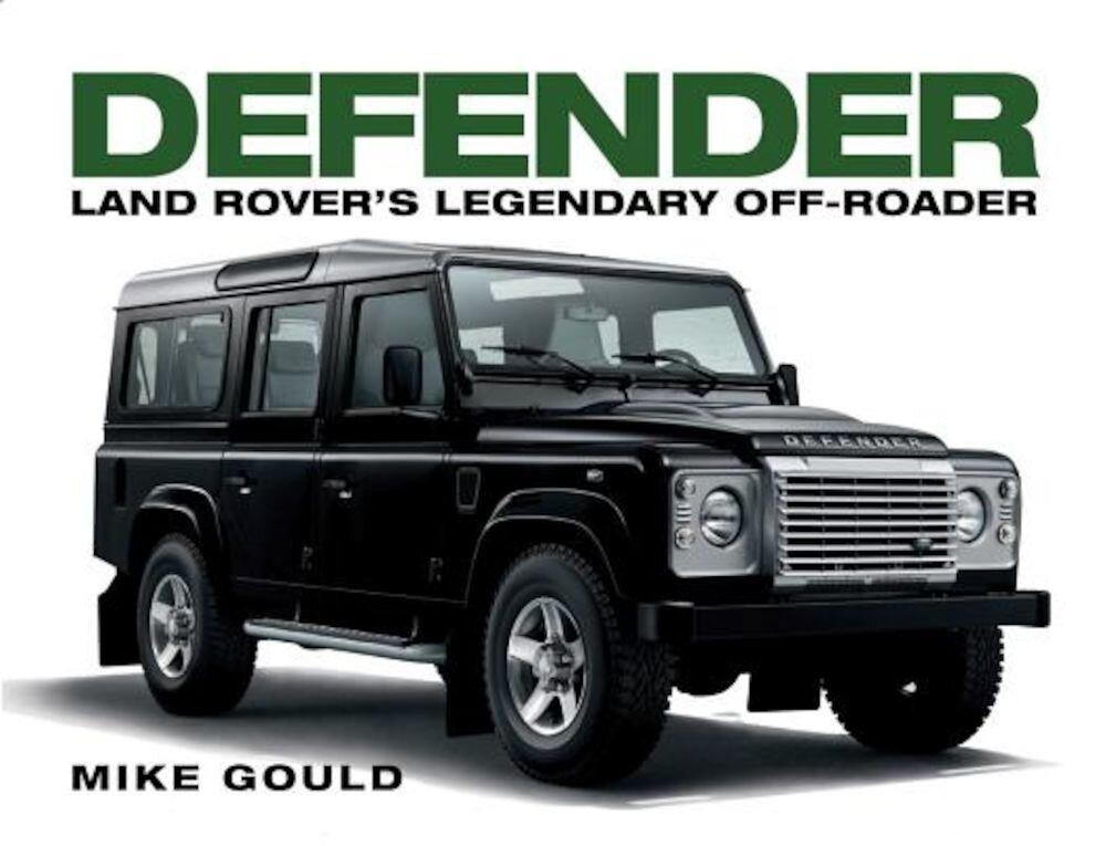 Land Rover Defender, Hardcover