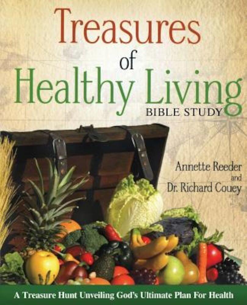 Treasures of Healthy Living Bible Study, Paperback