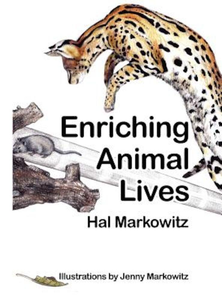 Enriching Animal Lives, Hardcover